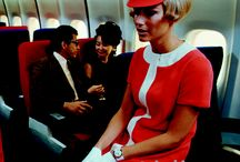 Flight attendant✈️My dream. / Wish to become a flight attendant. It's a dream ❤️