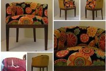 MY CHAIRS - LE MIE SEDIE / Upholstering all types of salvaged chairs -  Rifoderare sedie dimenticate