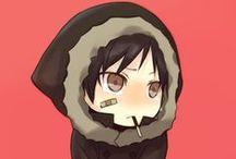 Fanart, Manga, Anime, Draw, Yaoi