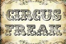 Circus tattoo / bildeideer til min igangsatte sirkustattooering