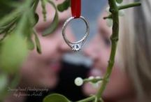 Christmas Wedding Proposals / Get romantic this Christmas, and bring one of these touching proposal ideas to life <3