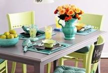 Interior decorating and home style