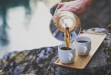 Outdoors / Coffee in the outdoors. Japanese coffee gear: kurasu.me