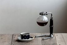 Syphon / Syphon coffee. Japanese coffee gear: kurasu.me