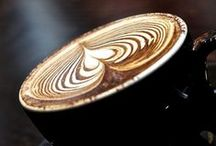Latte art / Latte art. Japanese coffee gear: kurasu.me