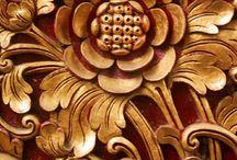 Wood Carvings,Sculpture Ornaments, Reliefs / Fa faragás, klasszikus stílusban