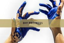 DIY PROJECTS / Come on craftsmen here is one more inspirational post for you. We present you a bunch of creative DIY projects for your home that you need to make it!
