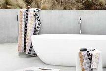 Bathroom @ Bushel & a Peck