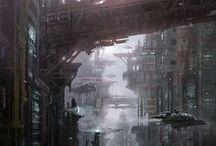 Sci-Fi képek / Sci-Fi pictures