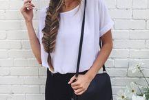 Styling white shirts