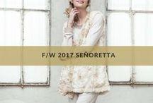 F/W 2017 SEÑORETTA HOMEWEAR / Descubre nuestra colección de prendas homewear&sleepwear de Señoretta