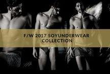 F/W 2017/18 SOY UNDERWEAR