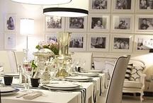 Dining rooms / by Teresa Garrido