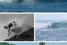 Hanging Ten / Pics and info on the hottest surf destinations around the world!