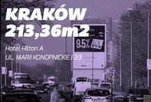 Kraków/Hilton A/213m2