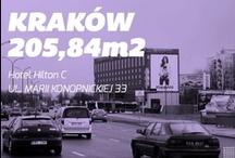 Kraków/Hilton C/205m2