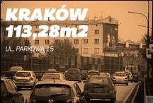 Kraków/Parkowa/113m2