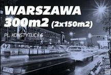 Warszawa/Pl. Konstytucji/ 300m2