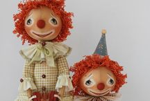 doll ideas / by Darlene Samuel