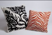 Accent Pillows / Looking to update your living space? a&R offers the latest throw pillows to add the bold decorative appeal you desire.