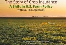 What's Cropping Up / Unearth what's been happening within the world of crop insurance with our monthly newsletter.