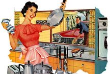 Happy Housewife / Homemaking  / by Chloé Jo Davis GirlieGirlArmy.com