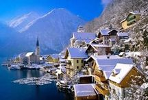 Austrian & Swiss Bliss / Beautiful, magical, diverse and chic - Austria and Switzerland have vistas and landscapes like no other place on earth