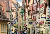 It IS a Fairytale - Romantic Germany / Germany is the heart of Europe in more ways than one!