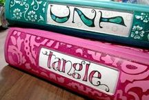 Time to Tangle / Have you tried this tangle?