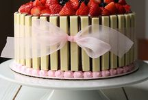Cakes and bakings