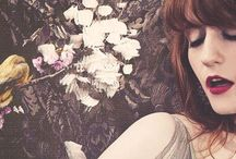 Florence Welch / Florence Welch, Florence + the Machine.