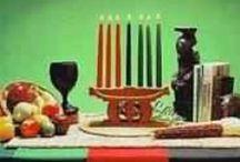 Kwanzaa Holiday Table / #Wonderbag curated images of #Kwanzaa Decorations, Kwanzaa Recipes, and Kwanzaa Ideas that move us. Share your Kwanzaa visions with us @Wonderbag #Wonderbag #Kwanzaa / by Wonderbag Portable Slow Cooker