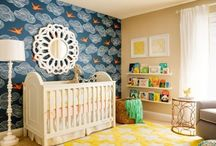 Kid and Baby Furniture/ Nursery / by Chloé Jo Davis GirlieGirlArmy.com