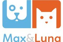 Max&Luna / Max&Luna; the first lifestyle platform for anyone who loves dogs and and cats.   Get the best news and videos about dogs & cats every day via www.maxenluna.nl and the Max&Luna newsletter.  You can also get advice about your dog or cat and information about the products that you can find at Max&Luna in the shop.