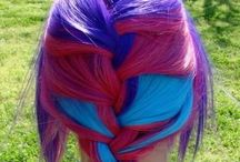 Dyed hair / by Mia Destiny