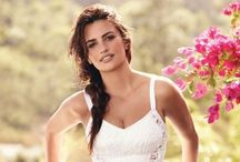 Penelope Cruz / I'm fascinated with her beauty