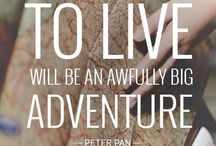 The moment you doubt whether you can fly, you cease forever to be able to do it / Just JM Barrie and his Peter Pan masterpiece