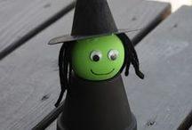 Halloween / Halloween ideas and activities for children.