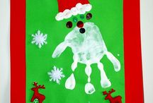 Christmas / Christmas children's crafts, holiday gifts