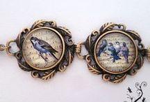 Bracelets détails / Détails des jolis produits en vente sur le site misslibellule.com