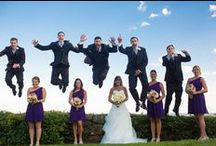 bridal party by Hitched Studios
