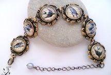 Bracelets et parures Libellule
