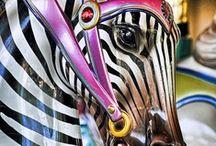 Carousel Horses / by Rene' Bennett