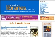 Bookmark This! / Share your favorite blogs and websites with other information professionals. Who inspires you? Which LIS blogs are on your list of favorites? Which websites help you stay up-to-date with emerging trends in the library and information science field? We want to see your pins! Ask us for an invite.