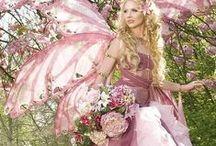 Fairies and strange
