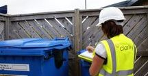 Waste & Recycling / Clarity provides single source and bespoke waste management and recycling solutions. We offer a wide range of services for all of your waste management and recycling needs. Our range of refuse derived fuel (RDF) or solid recovered fuel (SRF) solutions throughout the UK and Europe help to divert waste away from landfill.