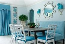 Dining Rooms / Beautiful dining rooms that are creative, unique, inspiring, and most often colorful.