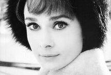 Elégante Audrey