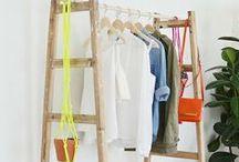 Interiors _ closet & wardrobe