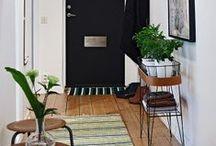Interiors _ stairs & hallway